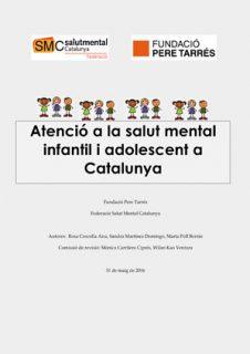 Atenció a la salut mental infantil i adolescent a Catalunya
